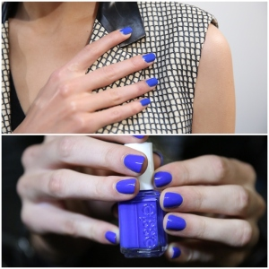 Reed-Krakoff's-Spring-Summer-2015-collection-Julie-Kandalec-essie-NYFW-Spring-Summer-2015-Manicures
