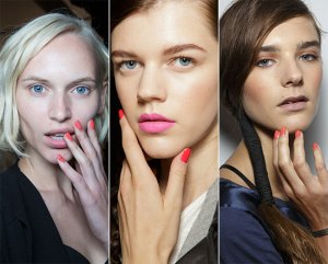 spring_summer_2015_nail_trends_red_nails